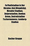Fußballstadion in Der Ukraine