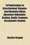 Fußballstadion in Griechenland