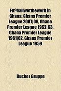 Fußballwettbewerb in Ghana