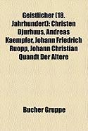 Geistlicher (18. Jahrhundert)