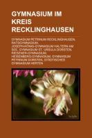 Gymnasium Im Kreis Recklinghausen