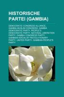 Historische Partei (Gambia)