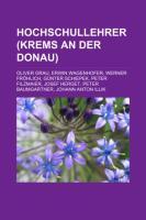 Hochschullehrer (Krems an Der Donau)