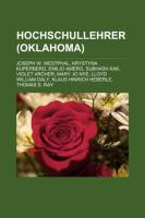 Hochschullehrer (Oklahoma)