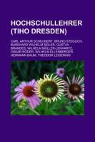 Hochschullehrer (Tiho Dresden)