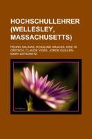 Hochschullehrer (Wellesley, Massachusetts)