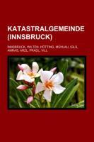 Katastralgemeinde (Innsbruck)