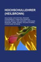 Hochschullehrer (Heilbronn)