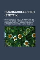 Hochschullehrer (Stettin)