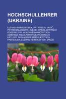 Hochschullehrer (Ukraine)