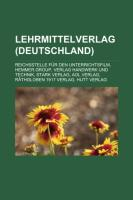 Lehrmittelverlag (Deutschland)
