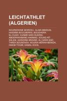 Leichtathlet (Algerien)