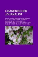 Libanesischer Journalist