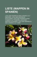 Liste (Wappen in Spanien)