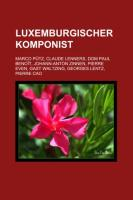 Luxemburgischer Komponist