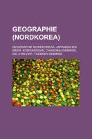 Geographie (Nordkorea)
