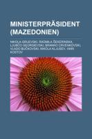 Ministerpräsident (Mazedonien)