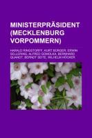 Ministerpräsident (Mecklenburg-Vorpommern)