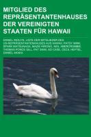 Mitglied Des Repräsentantenhauses Der Vereinigten Staaten Für Hawaii