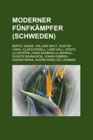 Moderner Fünfkämpfer (Schweden)