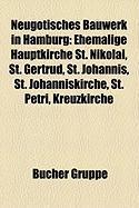 Neugotisches Bauwerk in Hamburg