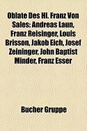 Oblate Des Hl. Franz Von Sales