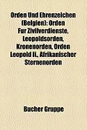 Orden Und Ehrenzeichen (Belgien)