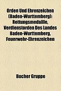 Orden Und Ehrenzeichen (Baden-Württemberg)