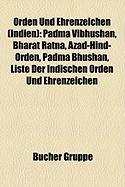 Orden Und Ehrenzeichen (Indien)