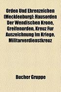 Orden Und Ehrenzeichen (Mecklenburg)