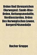 Orden Und Ehrenzeichen (Norwegen)