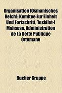 Organisation (Osmanisches Reich)