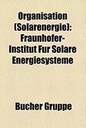 Organisation (Solarenergie)