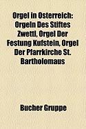 Orgel in Österreich