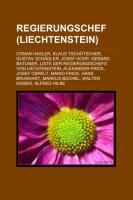 Regierungschef (Liechtenstein)