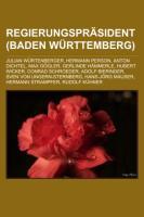 Regierungspräsident (Baden-Württemberg)