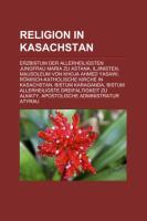Religion in Kasachstan