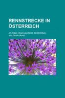 Rennstrecke in Österreich