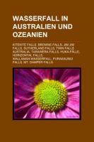 Wasserfall in Australien Und Ozeanien