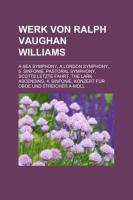 Werk Von Ralph Vaughan Williams