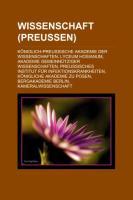 Wissenschaft (Preußen)