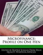 Microfinance: Profile on One Hen - Monteiro, Bren