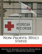 Non-Profits: 501(c) Status - Monteiro, Bren; Scaglia, Beatriz