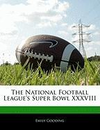 Off the Record: The National Football League Super Bowl XXXVIII - Gooding, Emily