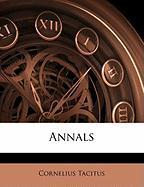 Annals - Tacitus, Cornelius