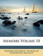 Memoirs Volume 10