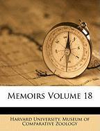 Memoirs Volume 18