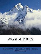 Wayside Lyrics