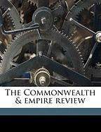 The Commonwealth & Empire Review - Anonymous