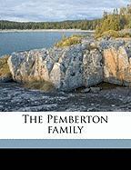 The Pemberton Family - Watkins, Walter Kendall